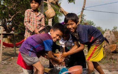 Colaboramos con la Asociación Water of Hope